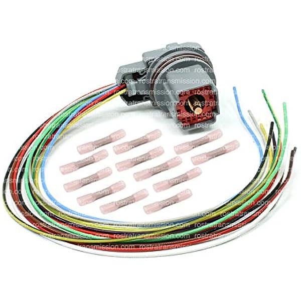 [TVPR_3874]  Amazon.com: Aftermarket 3500165 External Wire Harness Repair: Automotive | Ford Wire Harness Repair |  | Amazon.com