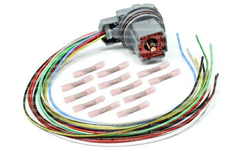 5r55s transmission kit - 9