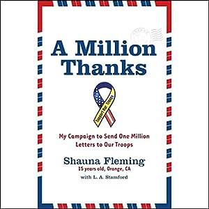 A Million Thanks Audiobook