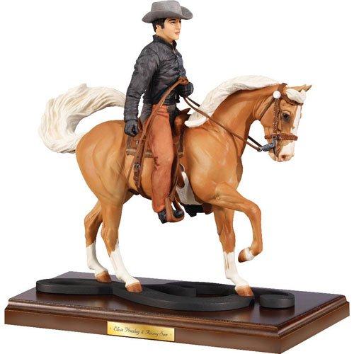 Breyer Elvis and Rising Sun  Harmony on Horseback