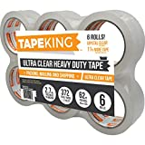 "Please note, this tape is approximately 1.88"" wide. The inside core is 3"" in diameter, which is standard and fits all standard tape dispensers. Whether you are packing boxes to be shipped, stored away or moved, you will of course need to seal them wi..."