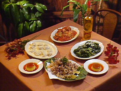 Chef: Goffredo Fraccaro - Restaurant: La Riviera