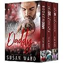 Hard Rock Daddy Box Set: Rock Star Romance Books 1-3 Sand & Fog Series (Parker Saga 1.5)