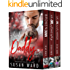 Hard Rock Daddy Box Set: Rock Star Romance Books 1-3 Sand & Fog Series (Parker Saga 1.5)