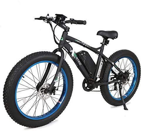 ECOTRIC Electric Bicycle Mountain Shimano product image