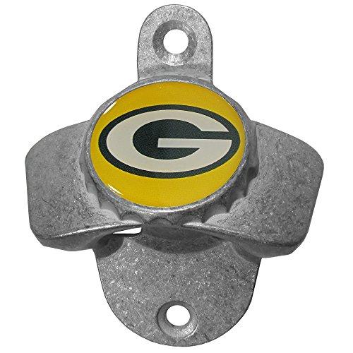 NFL Green Bay Packers Wall Bottle Opener