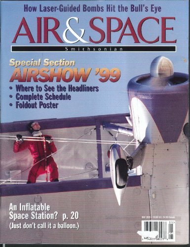 AIR & SPACE Smithsonian Airshow Laser-Guided Bombs 5 1999