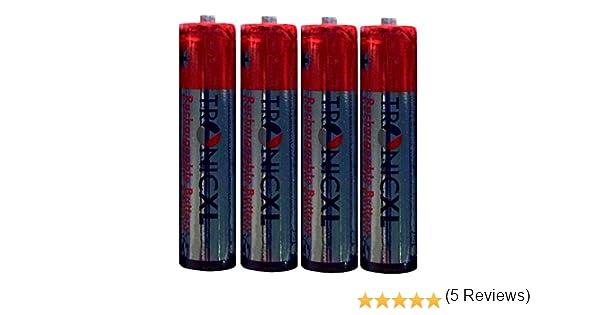 Eurosell - Batería de repuesto AAA para teléfono Gigaset A400 A415 Duo/Trio (700 mAh): Amazon.es: Iluminación