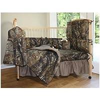Realtree All Purpose Crib Comforter
