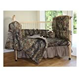 Realtree All Purpose Crib 3-Piece Set