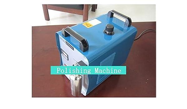 GOWE sulfuro de oxígeno soldador llama agua pulidor pulido máquina 75L: Amazon.es: Bricolaje y herramientas