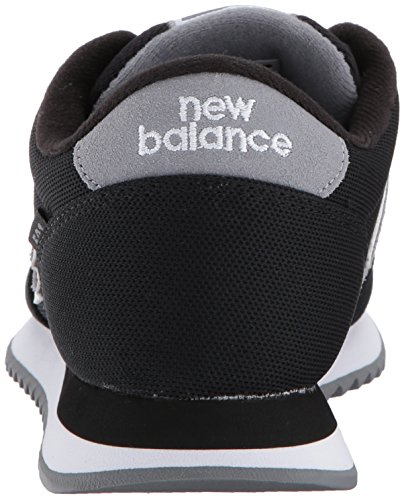 501 New Sole Ripple Womens Black Balance Gunmetal Mesh Trainers wUqUSPE