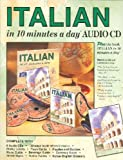 Italian in 10 Minutes a Day Audio CD Program