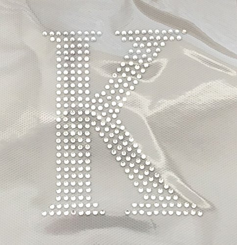 4 inch fabric iron on letters - 3