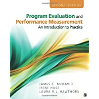 Program Evaluation And Performance Measurement