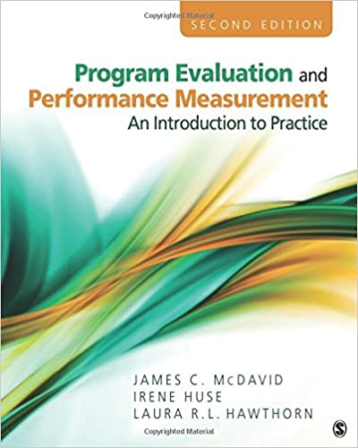 Amazon program evaluation and performance measurement an program evaluation and performance measurement an introduction to practice volume 2 2nd edition fandeluxe Gallery