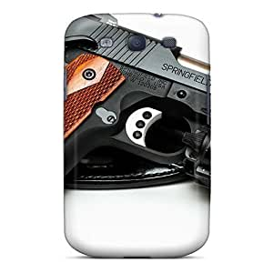 For MYPTzcR2017OKVVX Springfield Champion Operator Protective Skin/For SamSung Galaxy S5 Case Cover