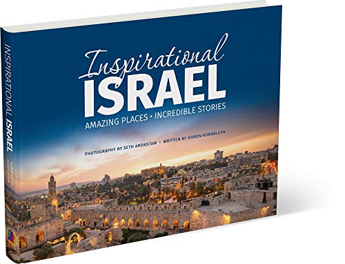 Israel is beautiful, inspirational, and the most spiritual place on Earth. Its visual beauty is extraordinary and varied. Its history is meaningful and intriguing. Incredibly, despite possessing few natural resources and a constant need for self-defe...