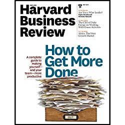 Harvard Business Review, May 2011
