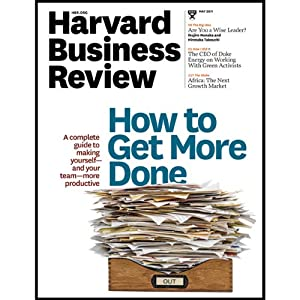 Harvard Business Review, May 2011 Periodical