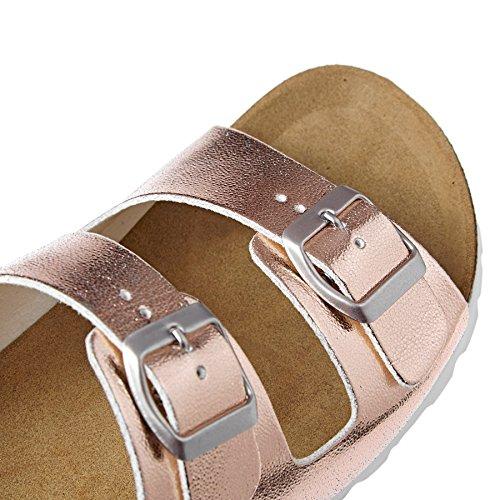 swell Santos Sandal Shoes Rose Gold DJZeAMSvdH
