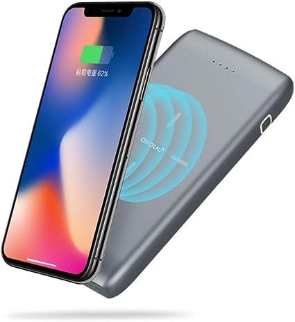 Amazon.com: WST - Cargador de teléfono portátil inalámbrico ...