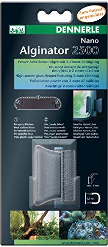 Algae Magnet Disk Cleaner Fish Tank Tropical - Dennerle Nano Alginator 2500