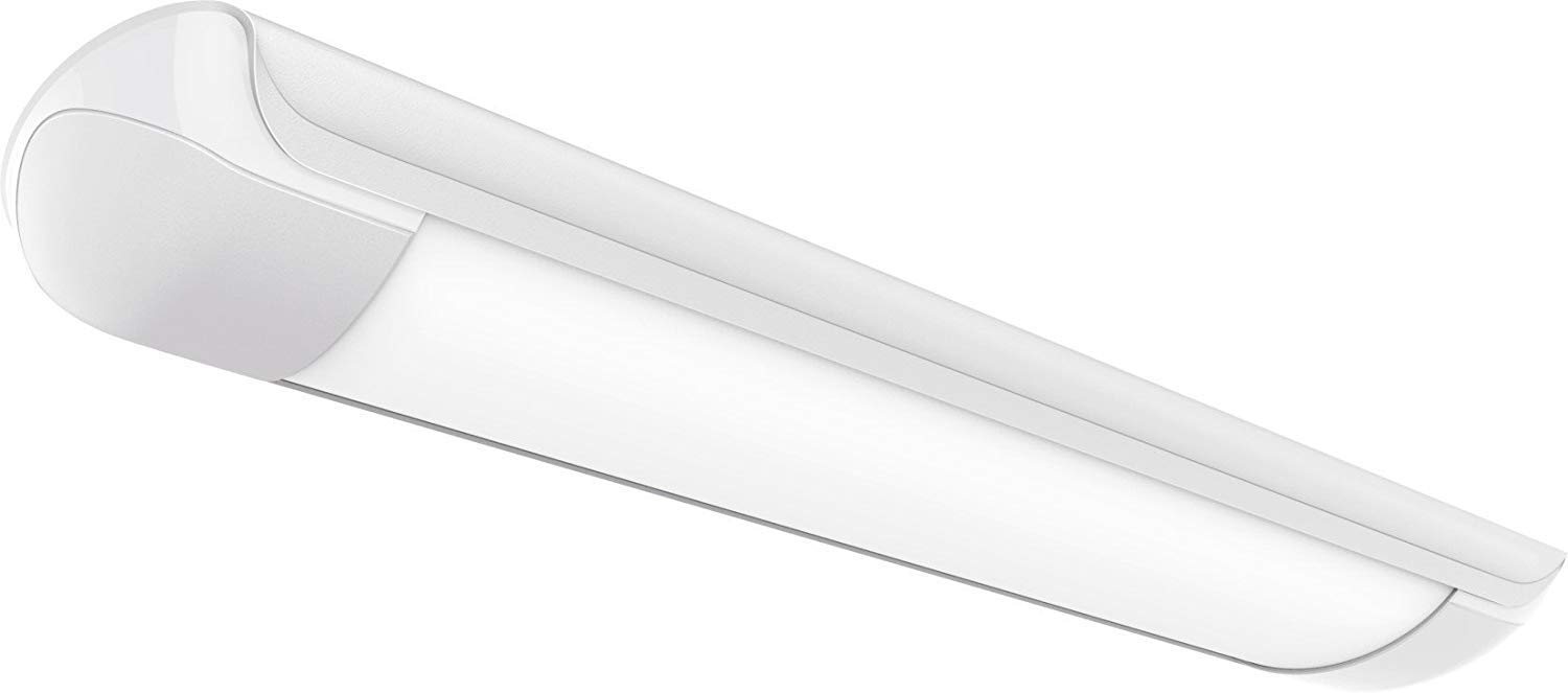 LED Lampada a soffitto Vasca 230V–16W 1400lm–600mm–tagesweiss (4000K) [Classe di efficienza energetica A+] HAVA