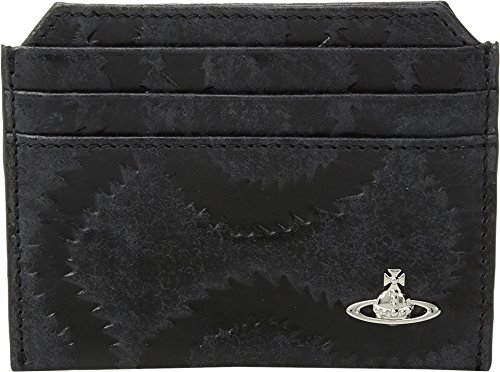 Vivienne Westwood Men's Belfast New Card Holder Black One Size