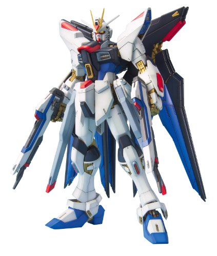 (Bandai Hobby Strike Freedom Gundam Seed Destiny Mobile Suit Model Kit (1/100 Scale))