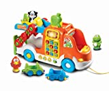 VTech Pull and Learn Car Carrier Pull Review