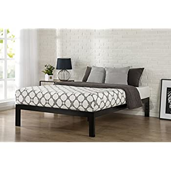 Popular Zinus Quick Snap TM Inch Platform Bed Frame Mattress Foundation with Less than