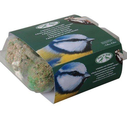 Esschert Design Boules de graisse pour oiseaux sauvages