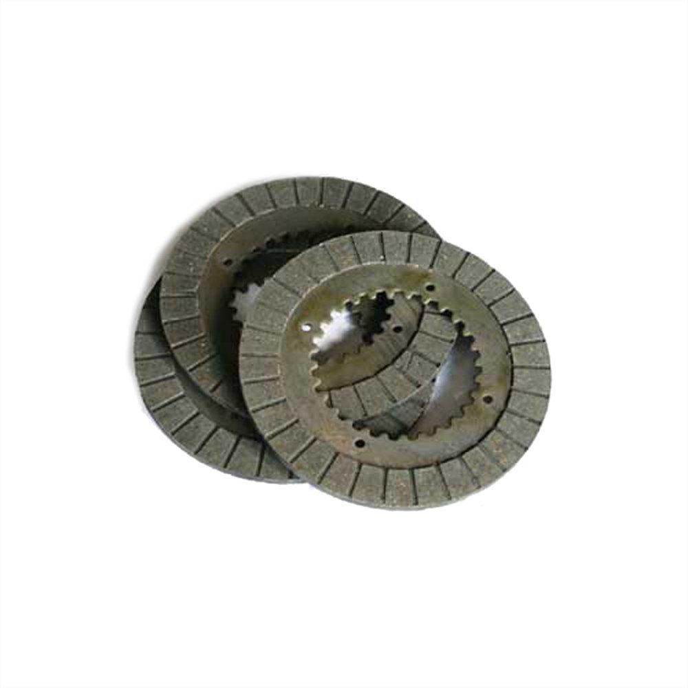 Pieza de repuesto embrague de baño de aceite HD disco de fricción para 6, 5 - 13PS: Amazon.es: Jardín