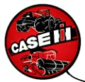 Neonetics Case IH International Harvester Tractors Backlit LED Lighted Sign, 15""