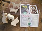 5-piece Dog Carving Kit (991210) by WoodcarversWarehouse.com