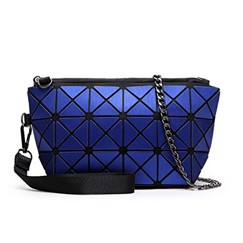 Find-me Matt Brushed Fabric Geometric Clutch Bag Japanese Stitching Folding - Lady Dior List Price
