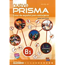 Amazon nuevo prisma team books nuevo prisma b1 students book eleteca fandeluxe Gallery