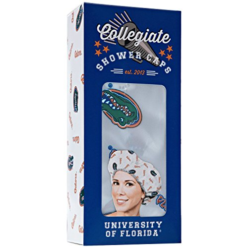 - Collegiate Shower Cap, University of Florida