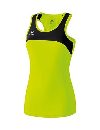 6a3319cf Erima Women's Race Line Running Singlet: Amazon.co.uk: Sports & Outdoors