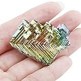"""rockcloud 1-1.5"""" Bismuth Crystal Healing Crystal"""