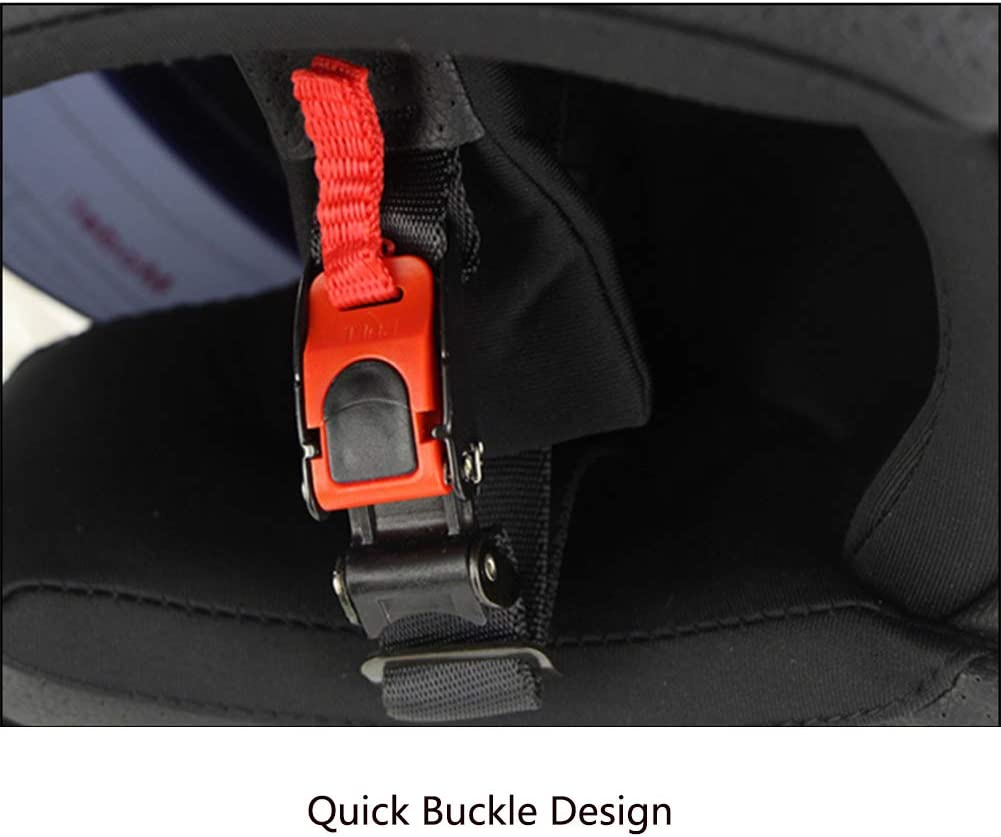 KuaiKeSport Adulte Casque Moto Bluetooth Int/égral,ECE Homologu/é-Unisexe Casques Motocross Casque Moto Bicyclette VTT,Homme Femme Toutes Les Saisons Casque Moto Cross avec des Lunettes de Protection