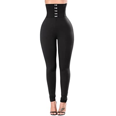 2Chique Boutique Women's Corset Belt High Waist Leggings