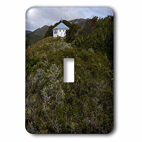 KIKE CALVO Patagonia ISLA DE LOS ESTADOS - San Juan the Salvamento Lighthouse, Tierra de Fuego, Argentina - Light Switch Covers - single toggle switch (lsp_233760_1)