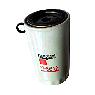 Fleetguard FF5612 Fuel Filter: Automotive [5Bkhe0414543]
