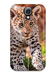 New Arrival Case Specially Design For Galaxy S4 (baby Jaguar )