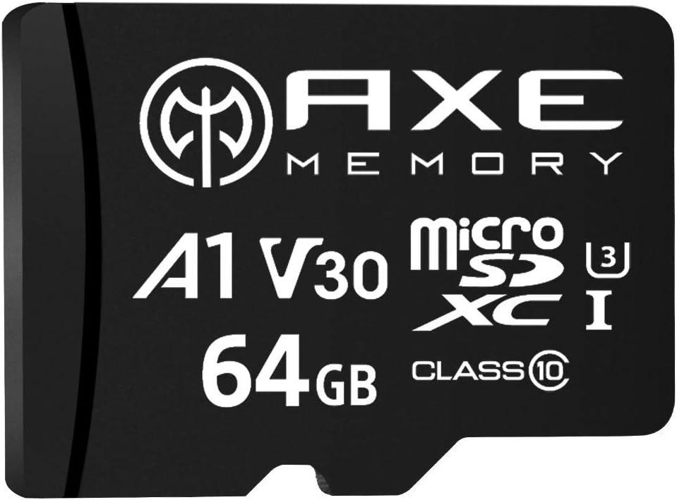 アクス 64GB microSDXC
