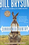 Front cover for the book In a Sunburned Country by Bill Bryson