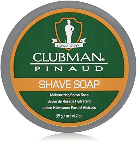 Clubman Pinaud Shave Soap 2 oz by Clubman ()