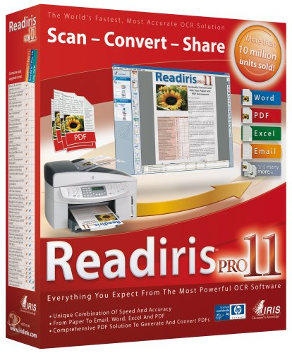 Global Marketing Partners  Readiris Pro 11 [Old Version]